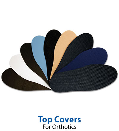 Acor Top Covers for orthotics