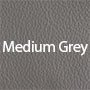 Medium Grey Leather