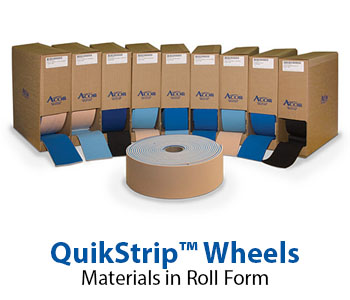 Acor QuikStrip Wheels