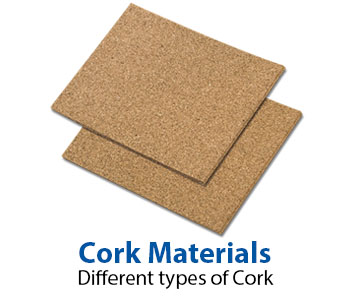 Cork available from Acor
