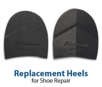Rubber replacement Heels