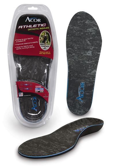 Acor Level 1 Athletic Lifestyle Orthotics