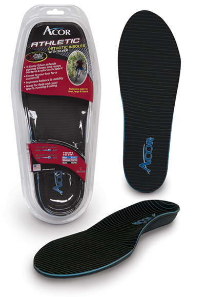 Acor Level 2 Athletic Lifestyle Orthotics
