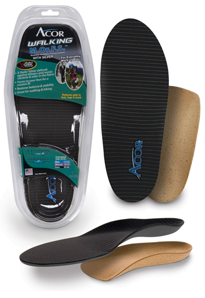 Acor Level 3 Walking Lifestyle Orthotics